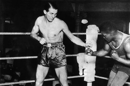 Georges Carpentier, la boxe en majesté