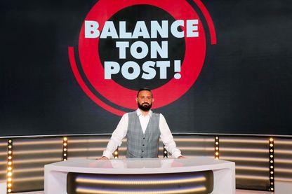 "Cyril Hanouna clôt la saison de ""Balance ton post"""