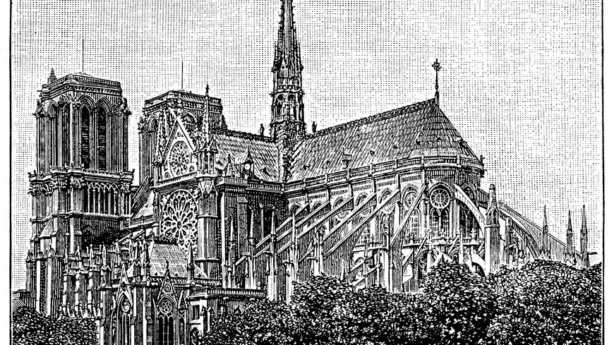 Lhistoire De Notre Dame De Paris En 3 Périodes