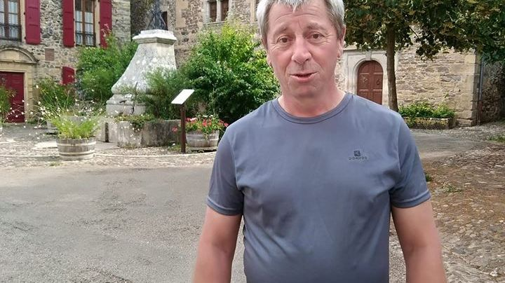 Jean- Paul MARIN, né le 16/05/1963 à PHALSBOURG (57) et domicilié à ALTIER.