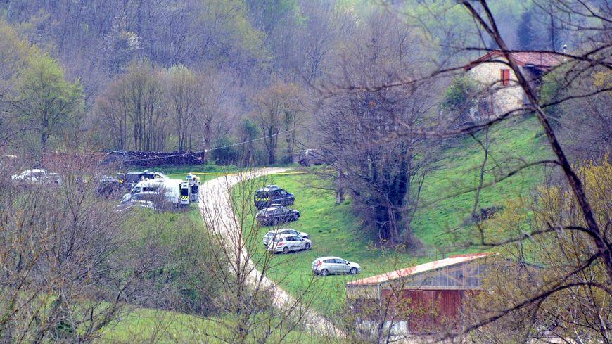 Drame familial dans une ferme de Lescure, près de St-Girons (Ariège).