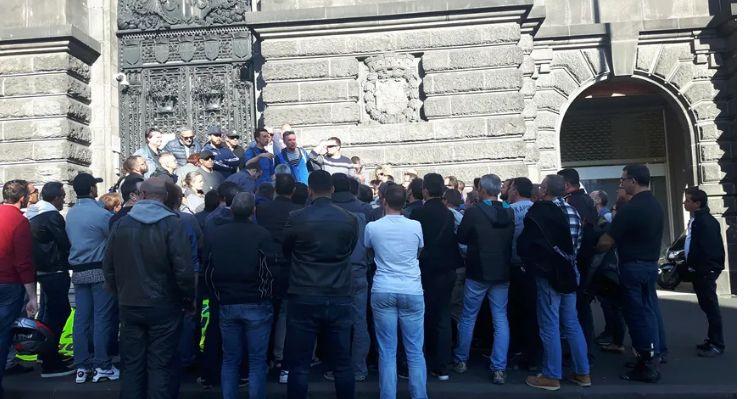 Les 136 salariés de Luxfer se battent pour faire entendre leurs droits