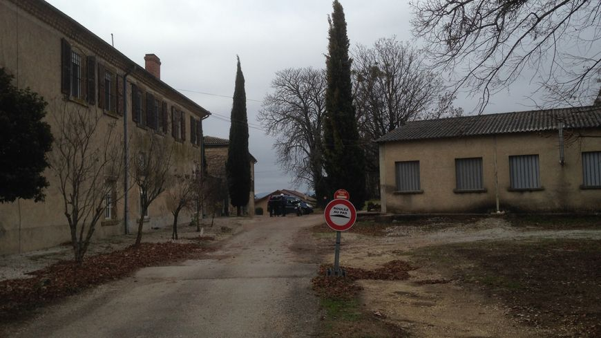 Après un premier meurtre à Chabeuil, le tueur s'était rendu à Montvendre, chez Bernard et Marie-Thérèse.