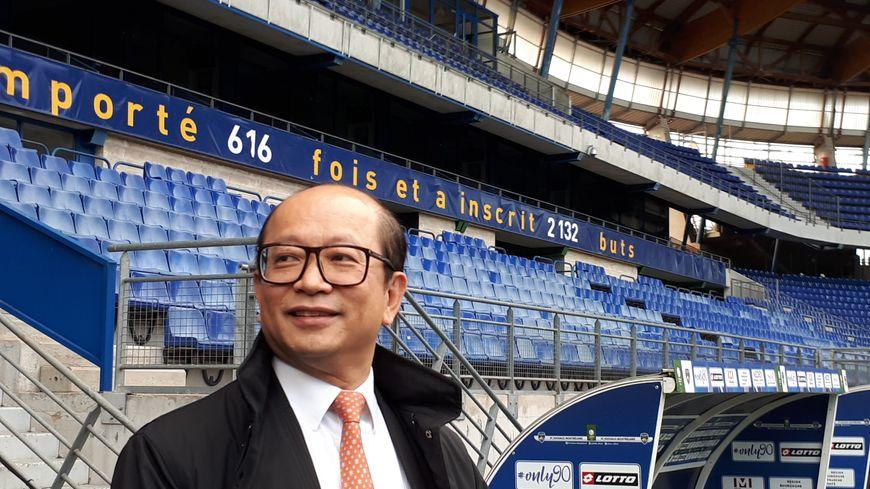 Wing Sang Li a été déclaré en faillite personnelle le 2 avril dernier par la Haute Cour de Justice de Hong Kong.