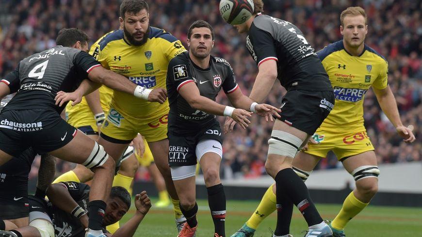Le Stade Toulousain et Clermont ont inscrit pas moins de 10 essais dans un match spectaculaire (47-44).