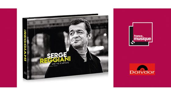 """Coffret 15e anniversaire """"Une vie d'artiste"""" - Serge Reggiani"""
