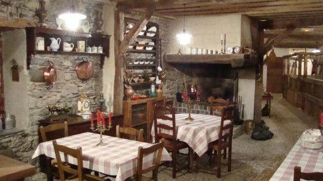 Un restaurant atypique ! Luz et Coutumes