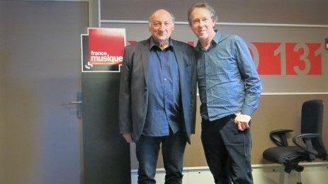 Xavier Jaillard a une riche carrière ! Écrivain, metteur en scène, comédien, directeur de théâtre...
