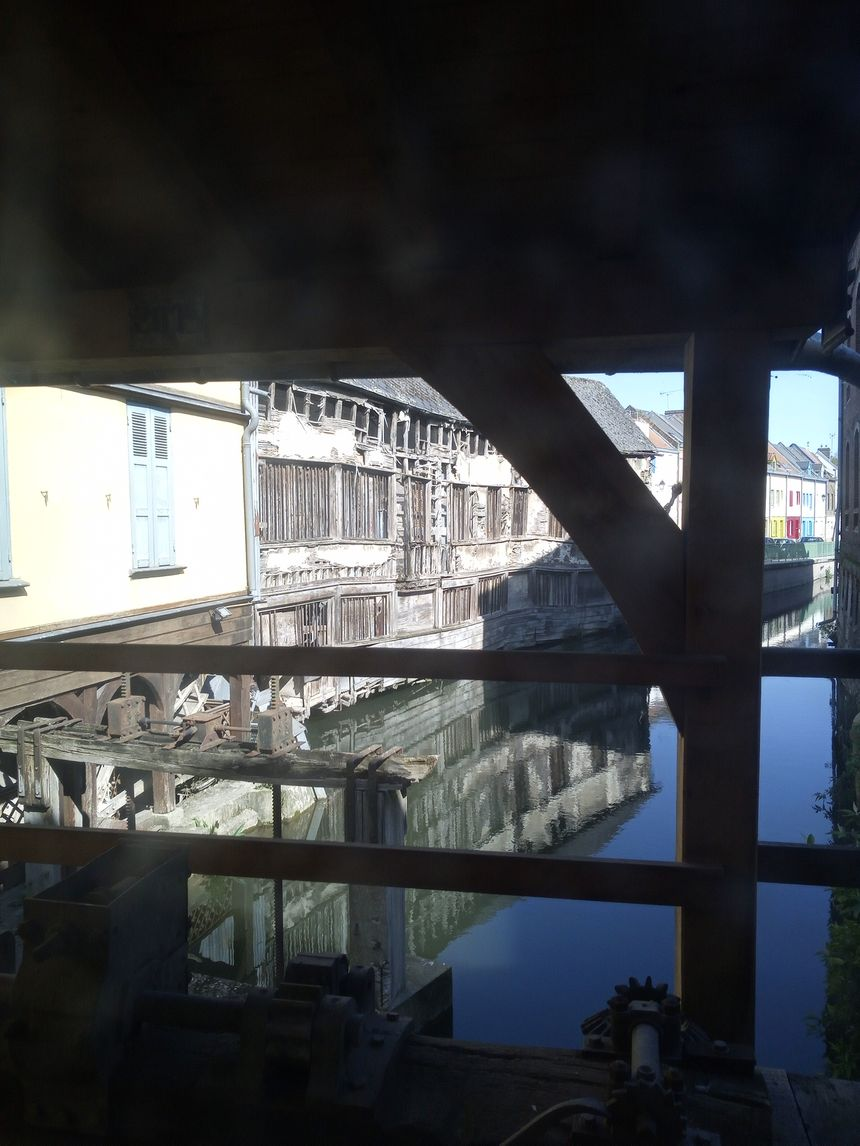 Moulin Passe-avant Amiens St Leu