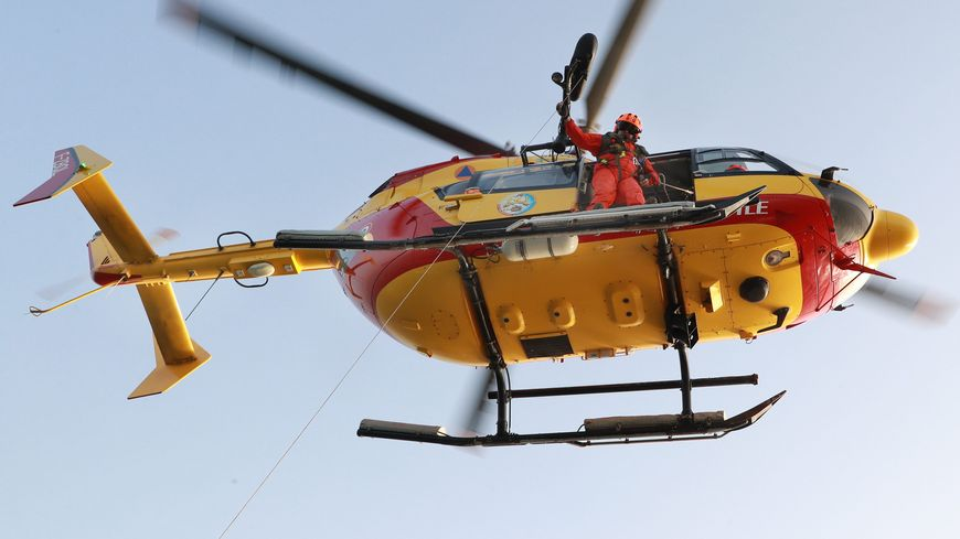 Image d'illustration hélicoptère sécurité civile