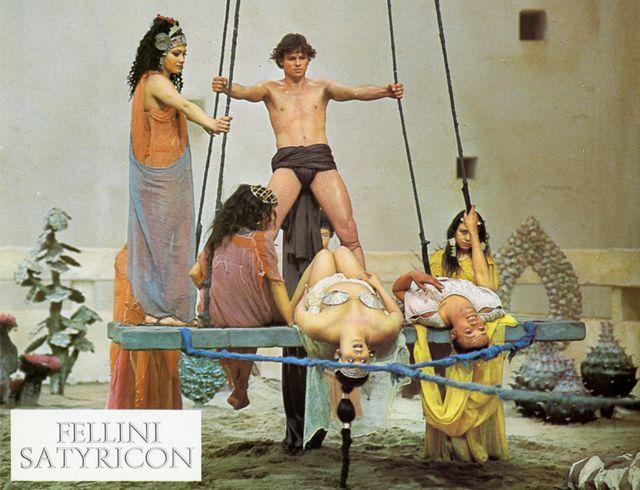 Satyricon de Federico Fellini, 1969