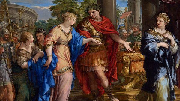 "1742, Carl Heinrich Graun : Création de ""Cleopatra e Cesare """