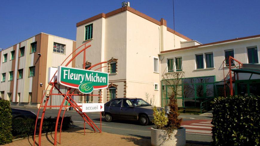 5c221125e03 Le siège de Fleury Michon à Pouzauges en 2003.
