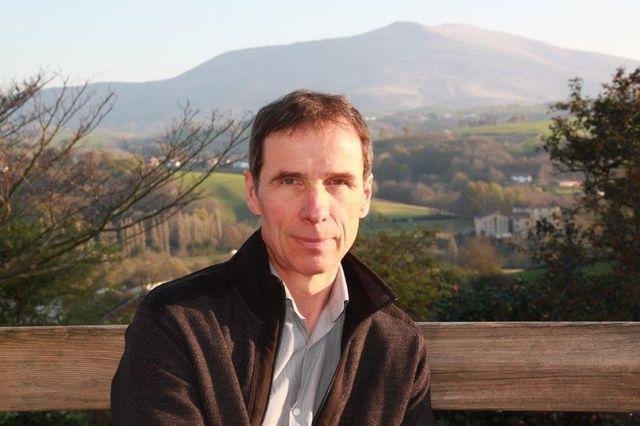Lucien Betbeder est candidat sur la liste d'alliance EELV/R&PS menée par Yannick Jadot.