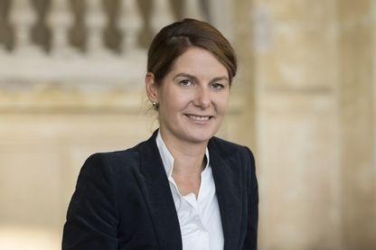 Tanit Koch, ancienne patronne du Bild, ici en septembre 2017.