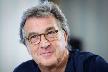 François Cluzet, acteur, à Moscou, le 16 octobre 2018.