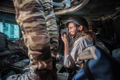 """Véronique de Viguerie : """"On est la première génération de journalistes à pouvoir être vraiment femmes..."""""""