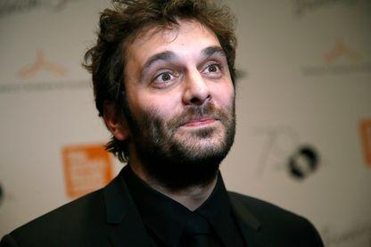 L'acteur Pio Marmaï,  le 28 février 2019 à New York.