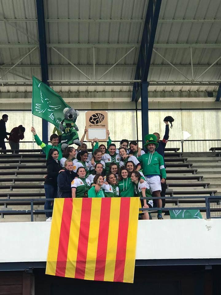 Les colombes de Thuir gagnent en finale d'Occitanie