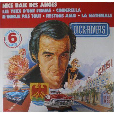 La pochette d'album Nice Baie des anges a été réalisée par un dessinateur d'Argenton-sur-Creuse, Philippe Game.