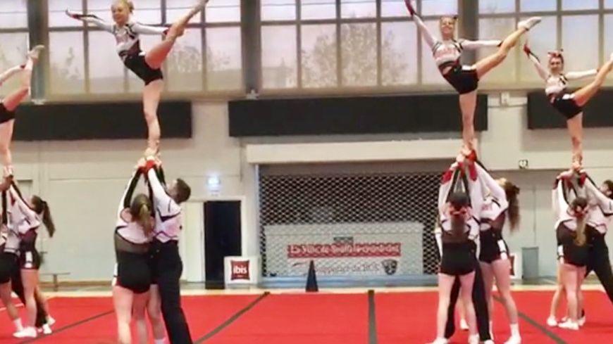 Des Alsaciens en Floride pour les championnats du monde de cheerleading
