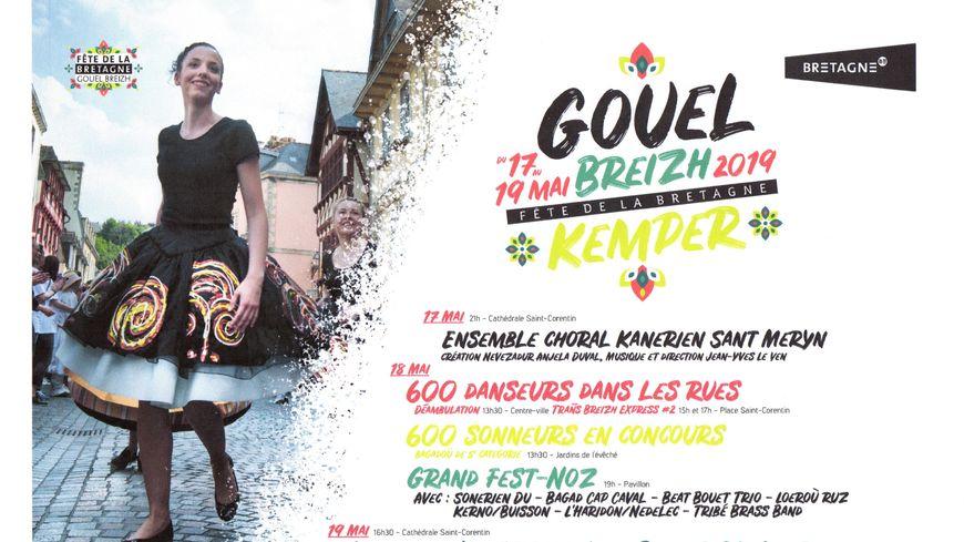 : Gouel Breizh Kemper 2019