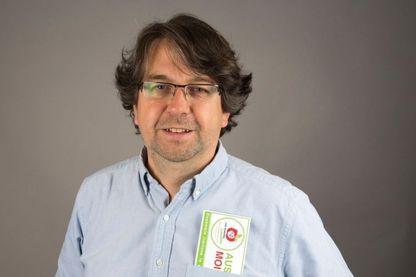 Nicolas Chabanne, co-fondateur de la marque C'est qui le patron ?!