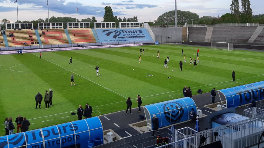 A Tours, le Stade lavallois doit se contenter du point du match nul.