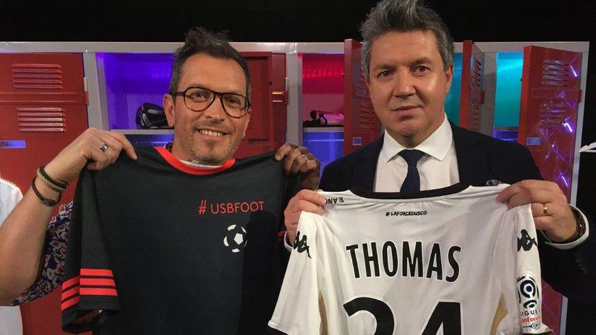 Olivier Pickeu, manager du Angers SCO, est l'invité d'Anthony Brulez pour Une Semaine en Ballon.