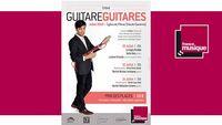 Festival Guitare, Guitares du 20 au 24 juillet 2019