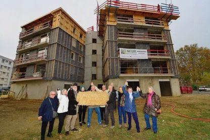 Habitat participatif pour retraités des Chamarels, Vault-en-Velin.