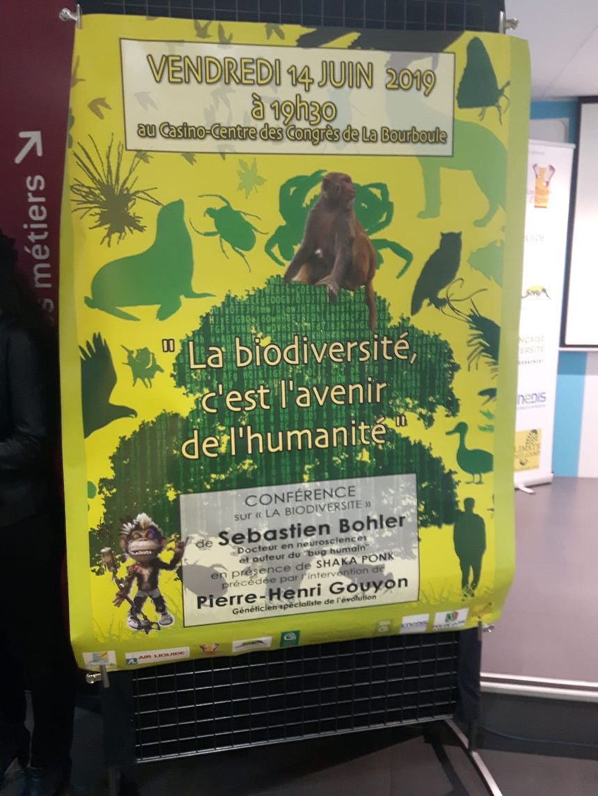 Pierre-Henri Gouyon et Sébastien Bohler sont également à l'affiche du Climate BootCamp