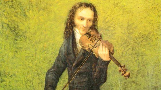 "Niccolò Paganini, à l'origine de l'œuvre de Berlioz ""Harold en Italie"""