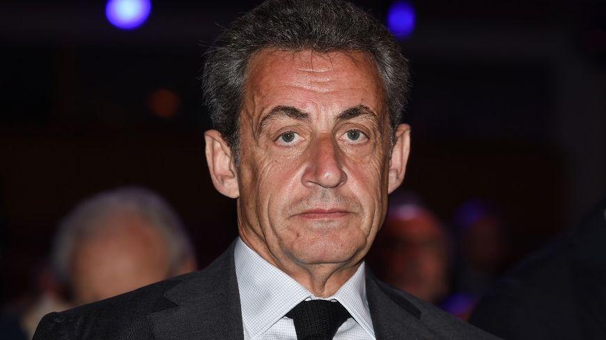 Nicolas Sarkozy en 2018