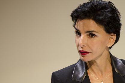 Rachida Dati, en 2016, alors maire du 7e arrdt de Paris.