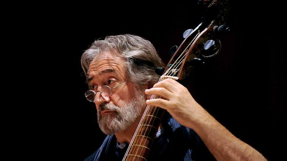 Spanish musician Jordi Savall performs with Le Concert des Nations for Bologna Festival at Teatro Manzoni on May 27, 2013 in Bologna, Italy.
