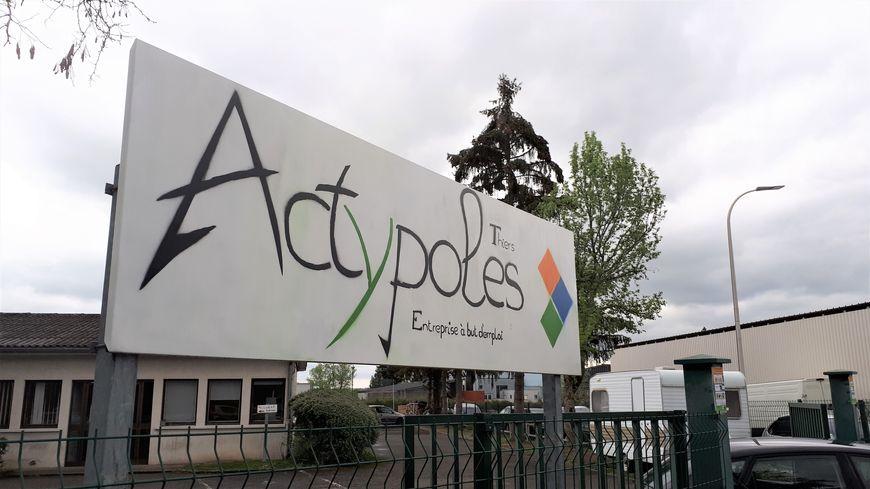 Actypoles, l'entreprise à but d'emploi de Thiers.