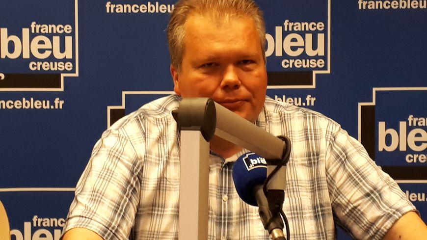 Jean-Baptiste Moreau, député LREM de la Creuse