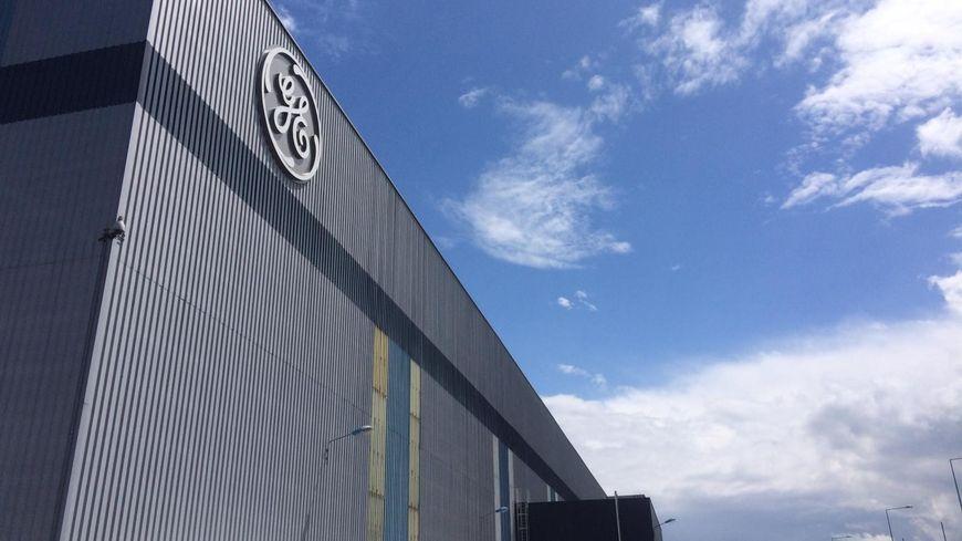 Le site General Electric de Belfort.