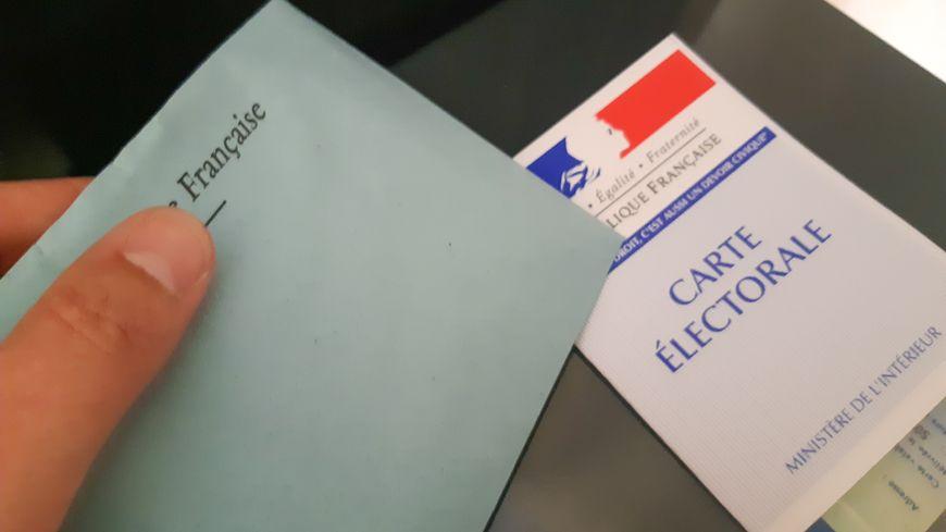 Dans l'isoloir aux élections européennes