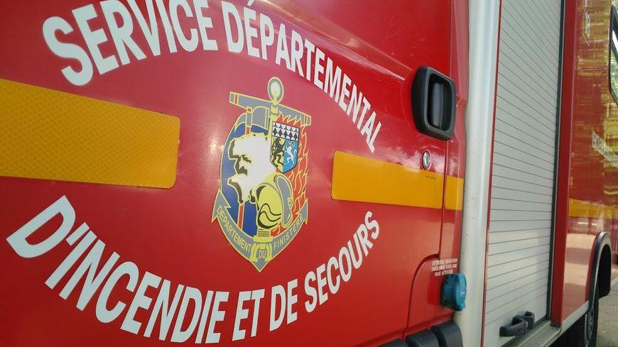 Les pompiers du Finistère ont été mobilisés en milieu de nuit