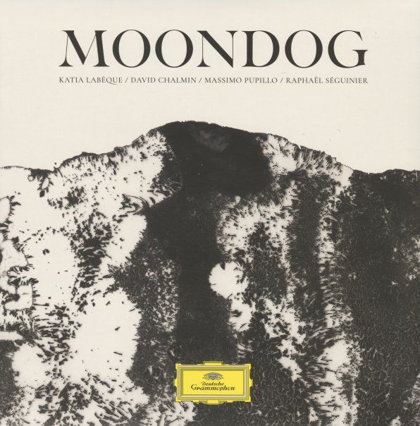 CD Moondog Labèque Chalmin
