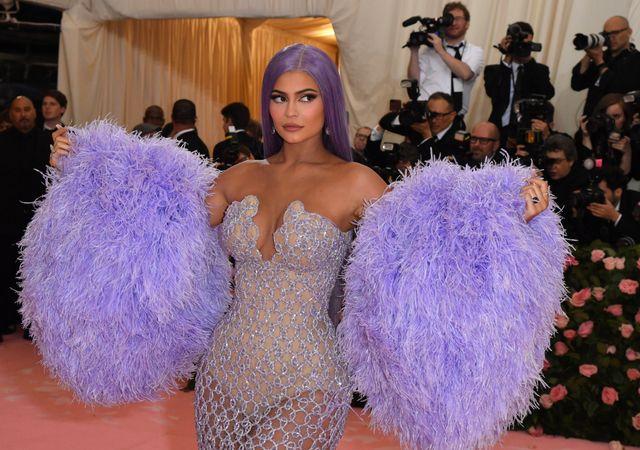 Gala du Met 2019 : la top Kylie Jenner