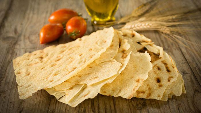 Le pain Carasau : le pain de Sardaigne qui peut servir à l'apéro
