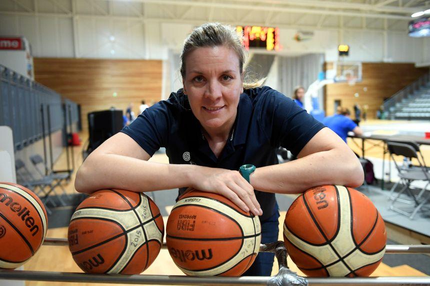 La Clermontoise Isabelle Fijalkowski, 204 sélections, aujourd'hui au panthéon du sport français