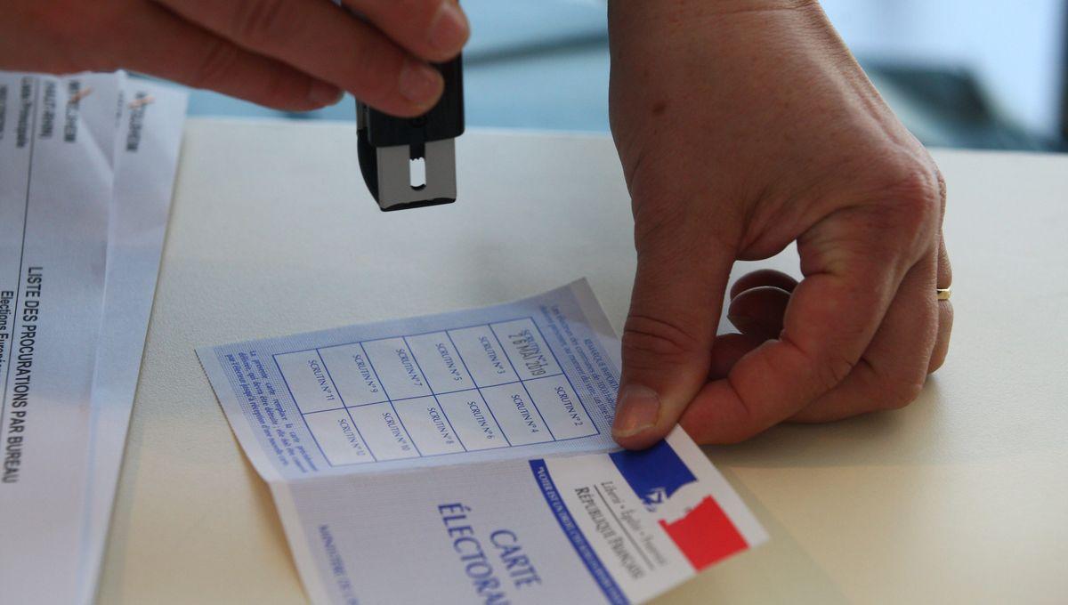 Les résultats des élections européennes en Indre-et-Loire
