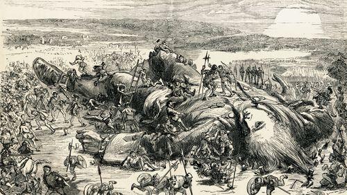 """Épisode 3 : """"L'Étrange aventure de Gulliver à Lilliput"""" racontée par François Périer et la Maîtrise des enfants de la RTF"""