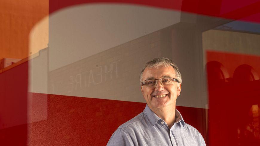 Didier le Corre, directeur de la scène nationale de Cavaillon