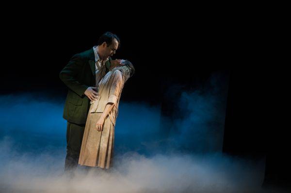 Le Vaisseau fantôme de Wagner mis en scène par les sœurs Blankenshi, © Laurent Guizard