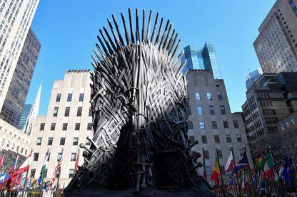 "Trône de ""Game of Thrones"""